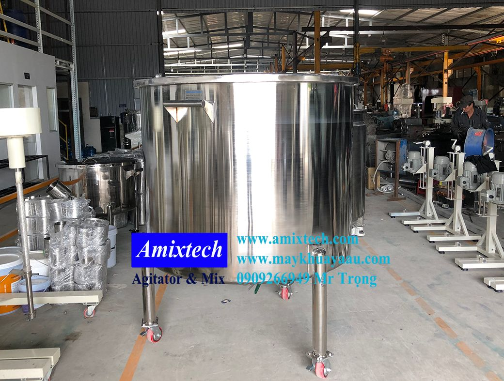 bồn chứa inox AB-05