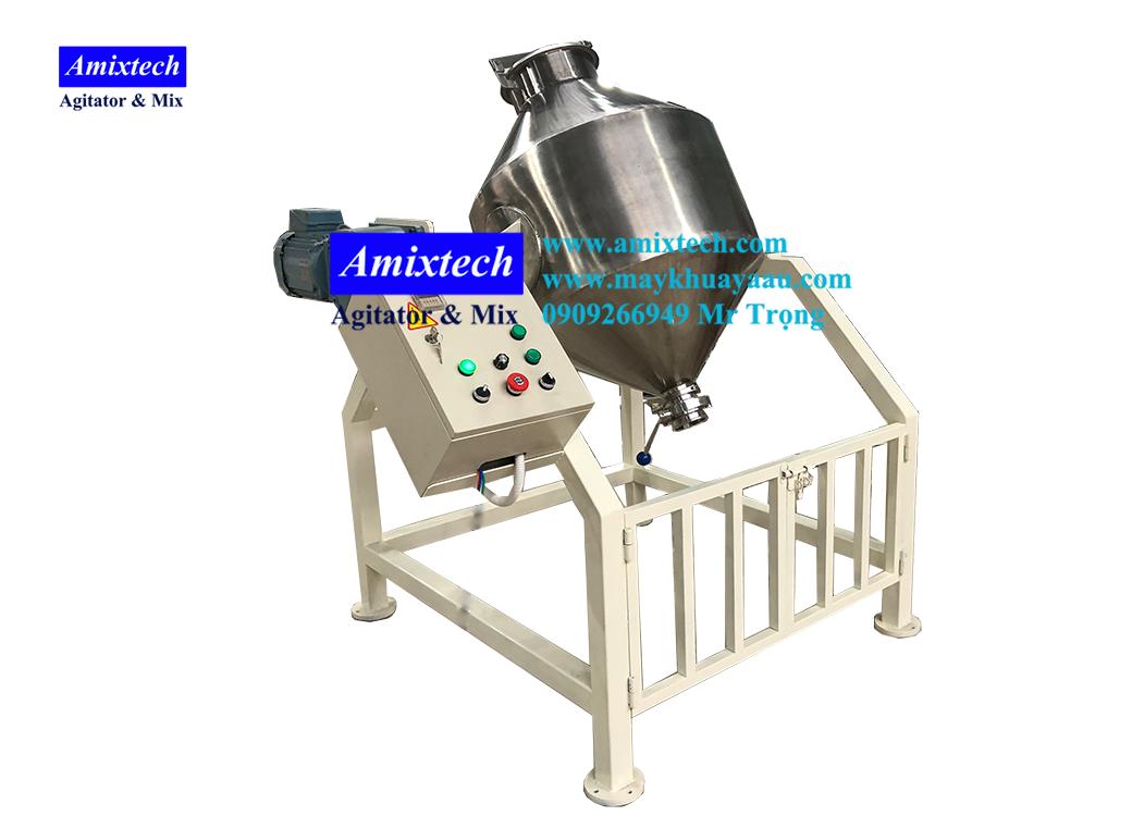 máy trộn bột phụ gia Amix-MT06
