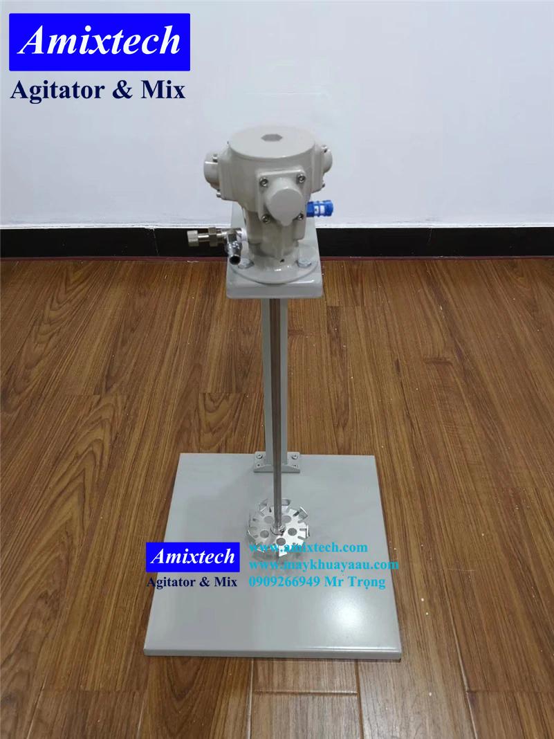 máy khuấy khí nén 20 lít amix-k01