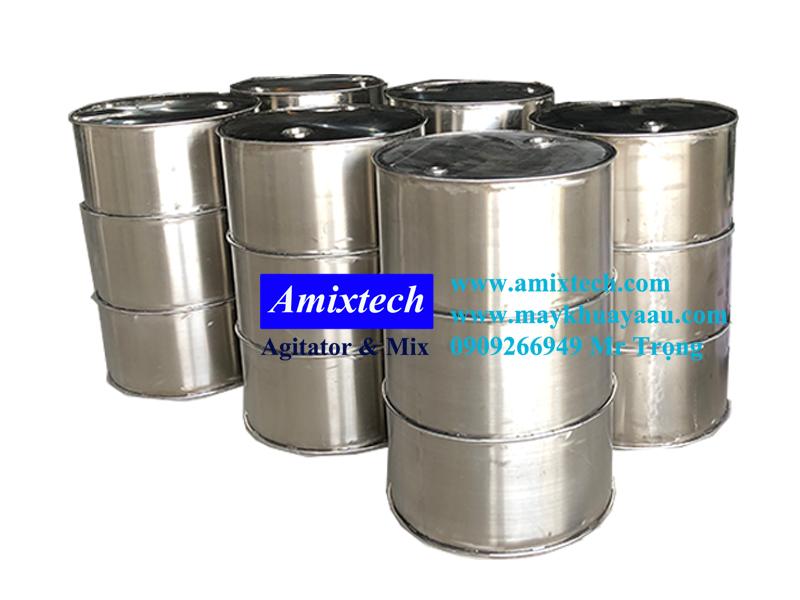 thùng phuy inox Amix-B010